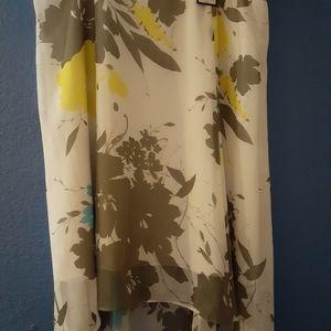 NWT Size 20W Dressy Skirt